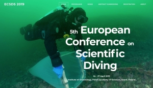 5th European Conference on Scientific Diving (ECSD5)