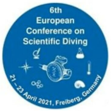 6th European Conference on Scientific Diving 2021