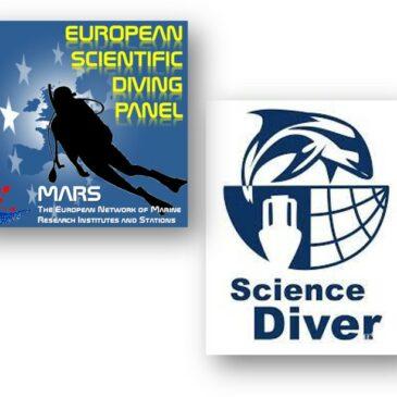 Contributions of ESDP members to ScienceDIVER webinars (2, 9 & 16/12/2020)